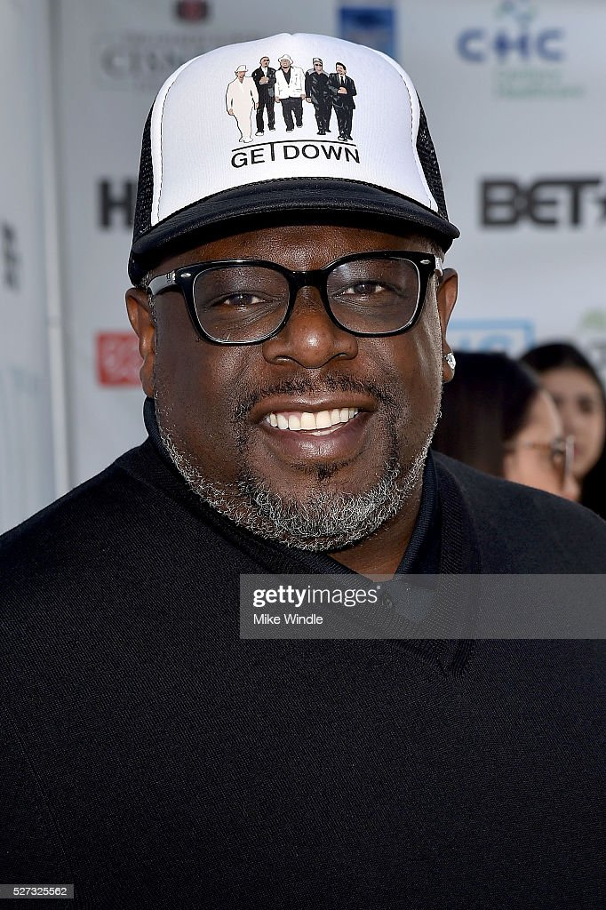 Cedric The Entertainer attends the 9th Annual George Lopez Celebrity Golf Classic to benefit The George Lopez Foundation at Lakeside Golf Club on May 2, 2016 in Burbank, California.