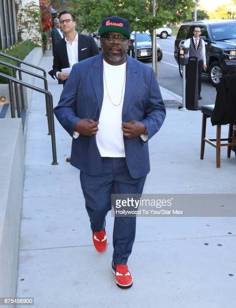 Cedric The Entertainer is seen on April 30 2017 in Los Angeles CA