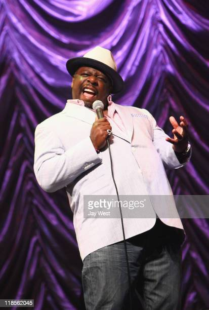 Cedric The Entertainer performs at ACL Live on July 8 2011 in Austin Texas
