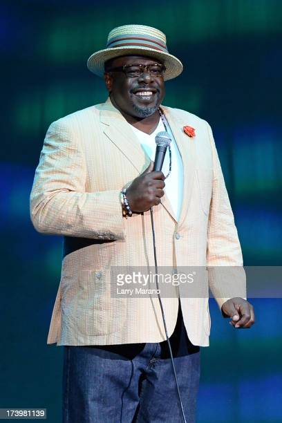 Cedric The Entertainer performs at Hard Rock Live in the Seminole Hard Rock Hotel Casino on July 18 2013 in Hollywood Florida