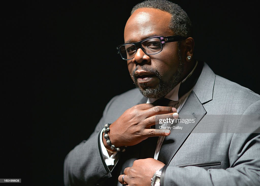Cedric the Entertainer poses for a portrait during the 44th NAACP Image Awards at The Shrine Auditorium on February 1, 2013 in Los Angeles, California.