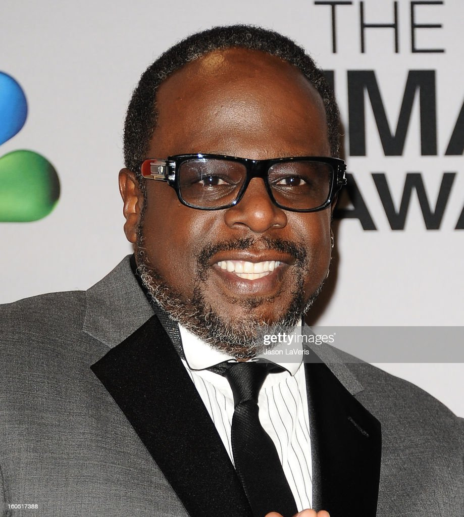 Cedric the Entertainer poses in the press room at the 44th NAACP Image Awards at The Shrine Auditorium on February 1, 2013 in Los Angeles, California.