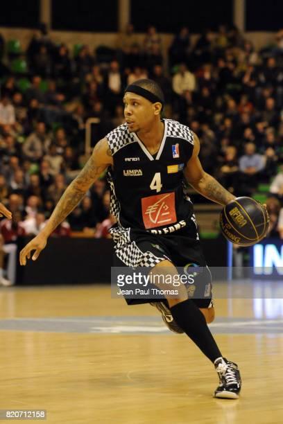 Cedrick BANKS Orleans / Cholet Semaine des As 2010 Astroballe de Villeurbanne