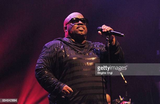 CeeLo Green performs at London Palladium on May 26 2016 in London England