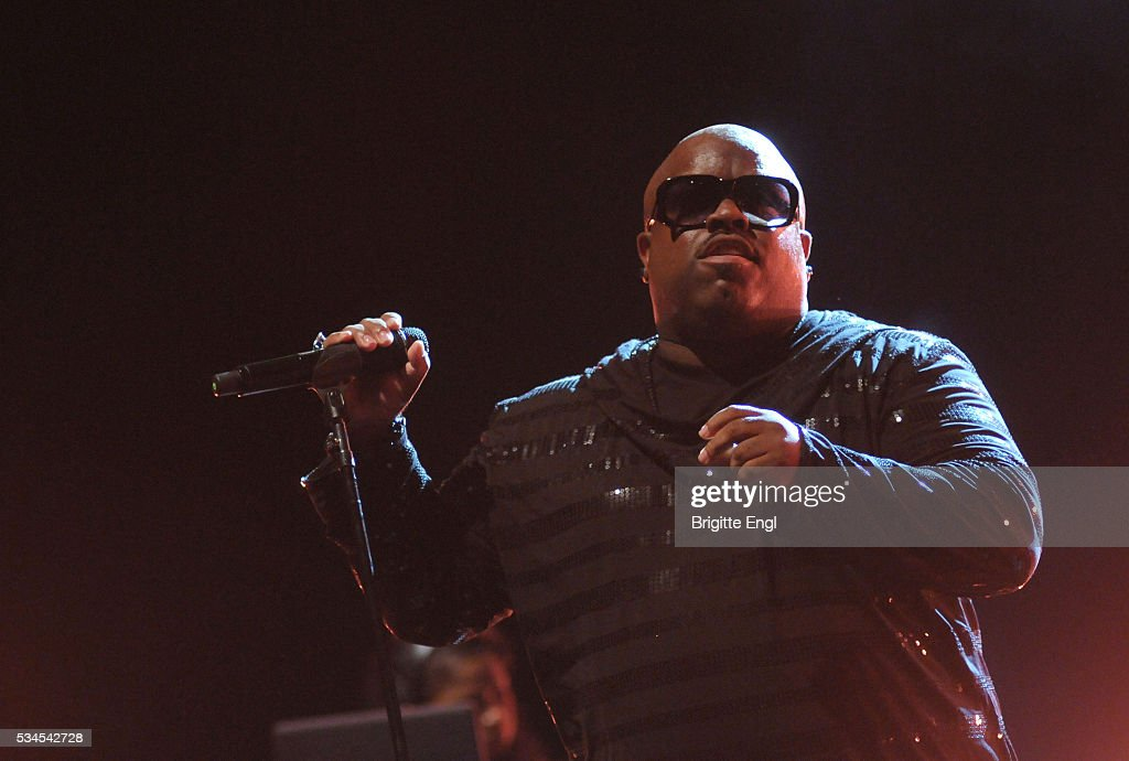 CeeLo Green performs at London Palladium on May 26, 2016 in London, England.