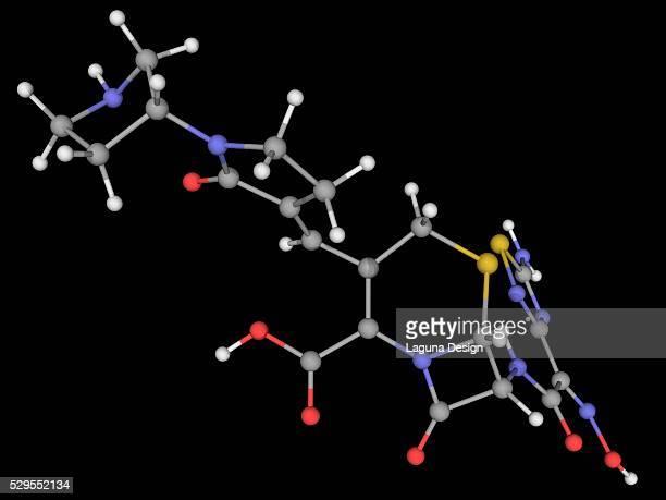 Ceftobiprole drug molecule