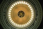 Ceiling of the U.S. Capitol's Rotunda