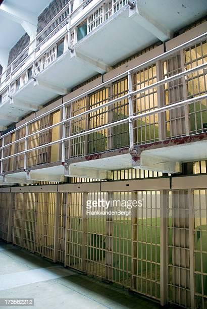 Celblock in Prison
