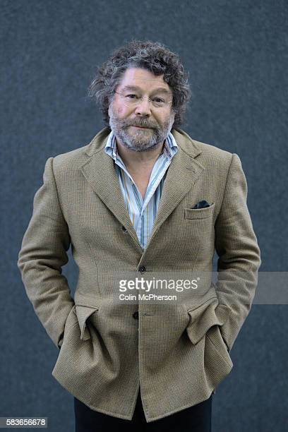 Celebrated British poet Craig Raine pictured at the Edinburgh International Book Festival where he talked about his work on T S Eliot The book...