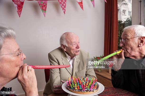 Celebrating 93rd birthday