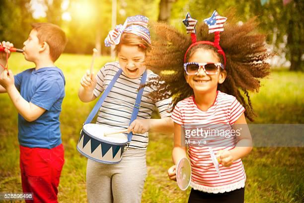 """Celebrando la Festa dell """" indipendenza"""