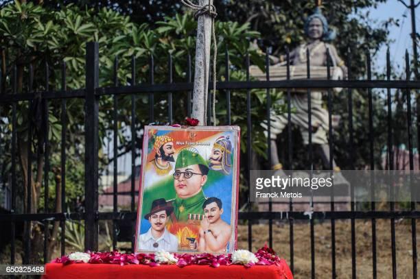 Celebrating indian nationalist leaders ( India)