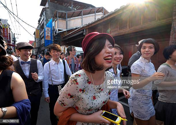 Celebrating the 1920 is a new cultural activity that takes place every year in Ti Hua Street one of Taipei oldest street which had its heydays during...