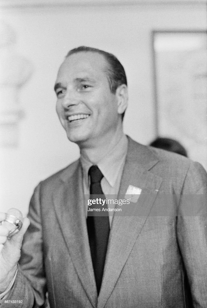 Celebrating the 30th anniversary of the allied landings in Provence, Jacques Chirac visits Saint Raphael, Saint Maxime and Rayol