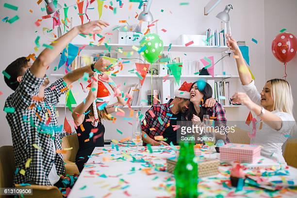 Celebration for successful year