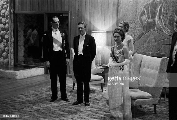 Celebration Of The Independence In Jamaica With The Princess Margaret And Tony Snowdon Jamaïque aout 1962 La princesse MARGARET comtesse de Snowdon...