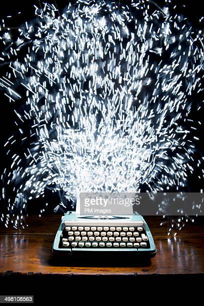 Celebration Typewriter