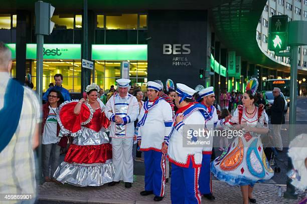 Celebrações em Lisboa