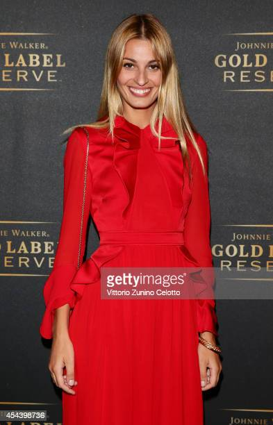 Celebrities from around the world including Sveva Alviti gathered at the glamourous Vanity Fair Party during Venice Film Festival The starstudded...