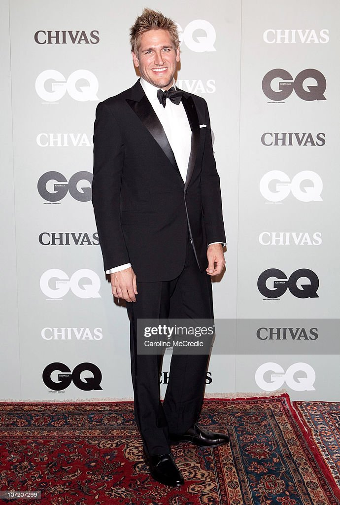 Celebrity Chef Curtis Stone arrives at the 2010 GQ Men of The Year Awards at the Sydney Opera House on November 30, 2010 in Sydney, Australia.