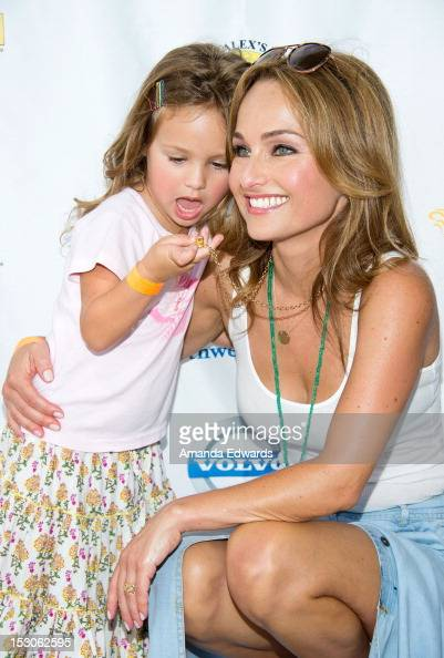 Celebrity chef Giada De Laurentiis...