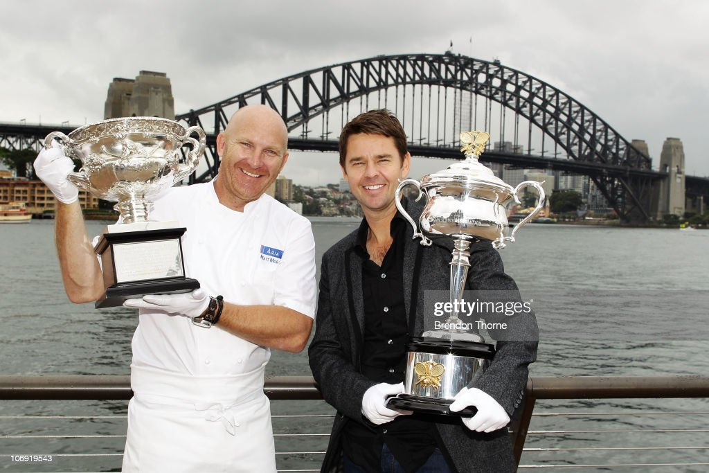 Australian Open Trophy Tour In Sydney