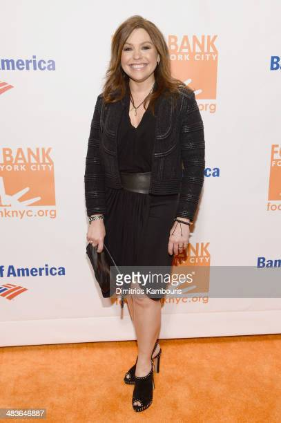 Celebrity chef Rachael Ray attends the Food Bank for New York City's Can Do Awards dinner gala on April 9 2014 in New York City
