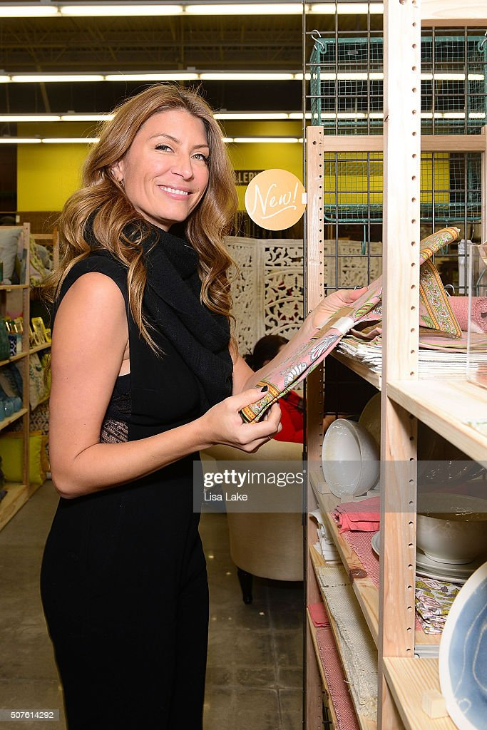 Cost Plus World Market Welcomes HGTV Celebrity Designer Genevieve Gorder To Its New Montgomeryville, PA Store Grand Opening