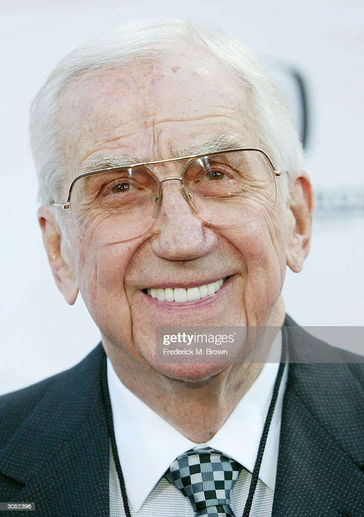 Celebrity <a gi-track='captionPersonalityLinkClicked' href=/galleries/search?phrase=Ed+McMahon&family=editorial&specificpeople=216392 ng-click='$event.stopPropagation()'>Ed McMahon</a> attends the 2nd Annual TV Land Awards held at The Hollywood Palladium, March 7, 2004 in Hollywood, California.