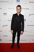 Celebrity Fashion Stylist Brad Goreski attends the 2nd Annual Canadian Arts And Fashion Awards held at the Fairmont Royal York Hotel on January 31...