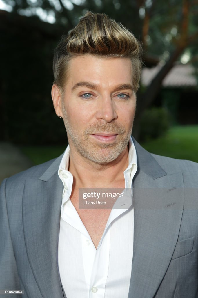 Celebrity hairstylist Chaz Dean attends the 15th Annual DesignCare benefiting The HollyRod Foundation on July 27, 2013 in Malibu, California.