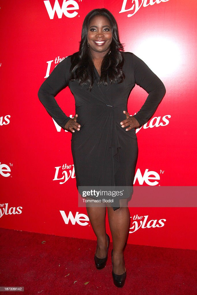 Celebrity hairstylist <a gi-track='captionPersonalityLinkClicked' href=/galleries/search?phrase=Kim+Kimble&family=editorial&specificpeople=10979585 ng-click='$event.stopPropagation()'>Kim Kimble</a> attends the WE tv's premiere party for 'The LYLAS' held at the Warwick on November 7, 2013 in Hollywood, California.