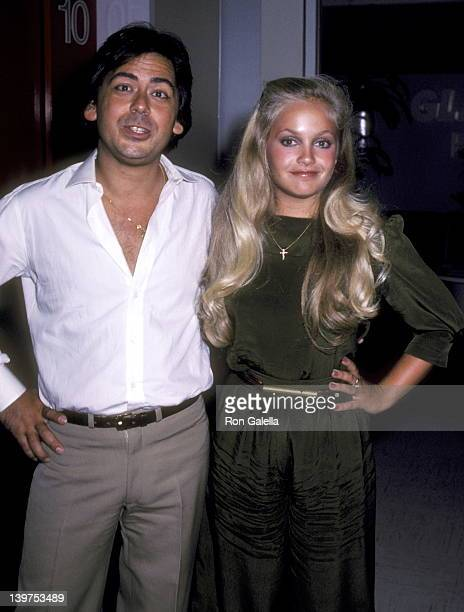 Celebrity Manager Jon Mercedes III and Actress Charlene Tilton attend the Glamour Magazine's Diet Challenge Final WeighIn Devised for Charlene Tilton...