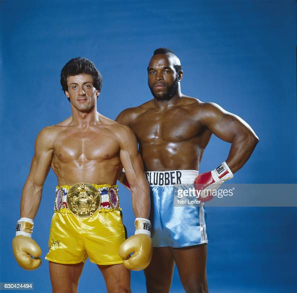 rocky iii pictures getty images