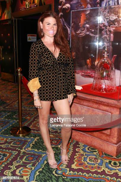 Celebrity stylist Ali Levine attends Red Walk special screening of Disney's 'Beauty And The Beast' at El Capitan Theatre on March 23 2017 in Los...