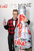 Celebrity stylist and E 'Fashion Police' host Brad Goreski at the Diet Coke Fashion House in NYC celebrating the launch of the Diet Coke IT'S MINE...