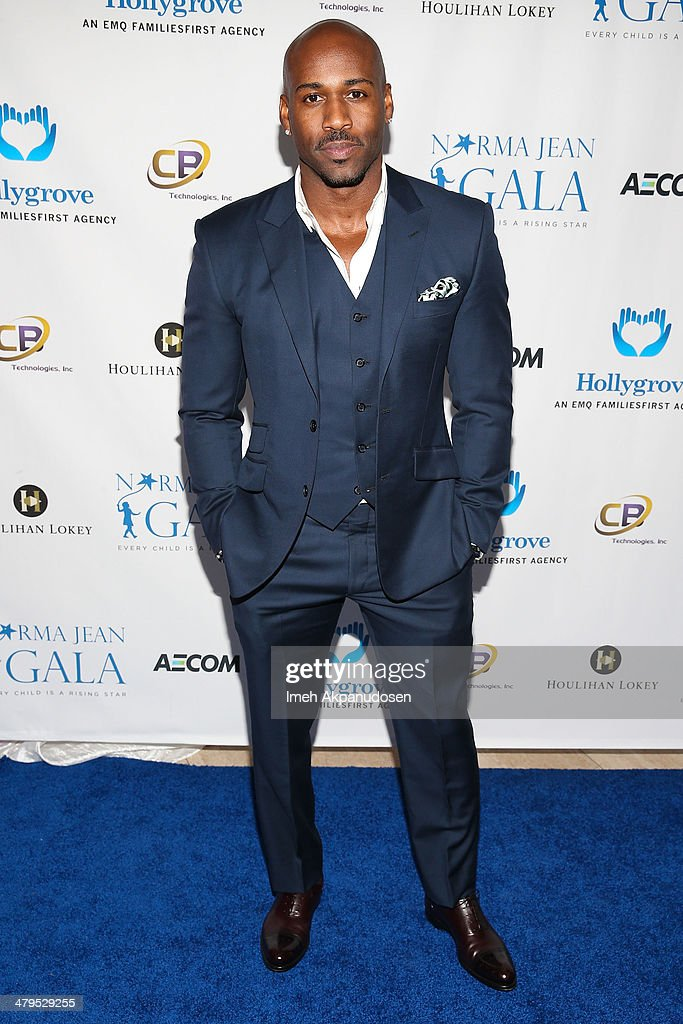 Celebrity trainer Dolvett Quince attends the 2nd Annual Norma Jean Gala at The Paley Center for Media on March 18 2014 in Beverly Hills California