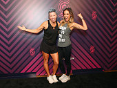 Celebrity Trainer Erin Oprea And Actress And Singer...