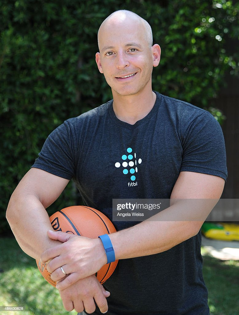 At the fitbit ipo celebration at new york stock exchange on thursday - Celebrity Trainer Harley Pasternak Leads A Group Workout Using Fitbit Charge Hr On August 18