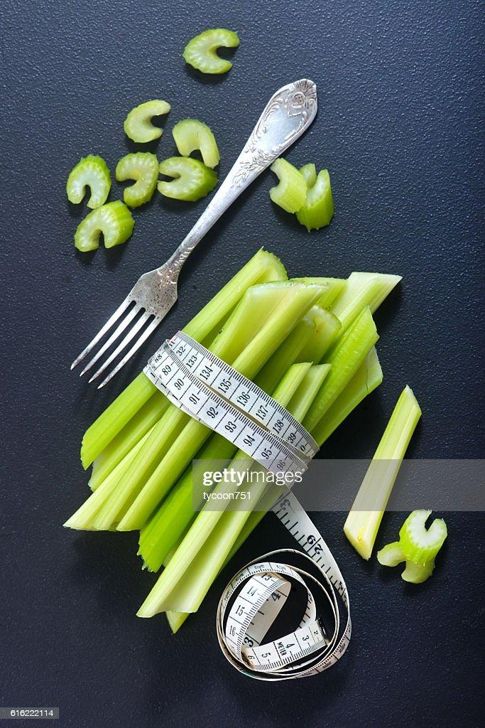 Celery : Stockfoto