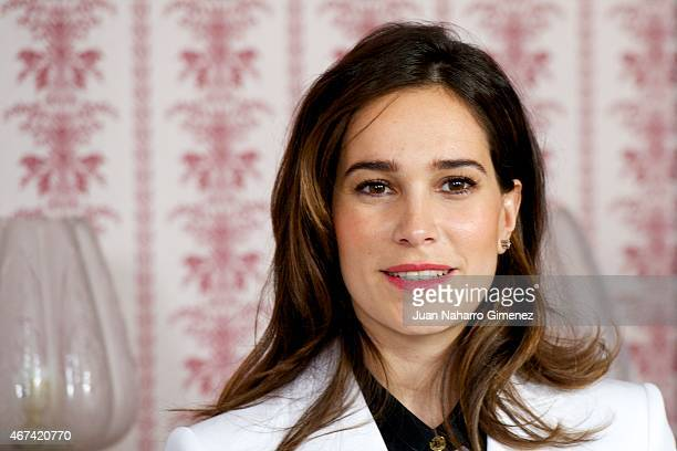 Celia Freijeiro attends the 'Seis Hermanas' photocall during FesTVal Murcia 2015 on March 24 2015 in Murcia Spain