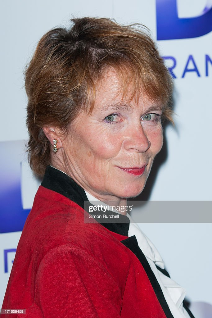 Celia Imre attends the launch of the new UKTV channel 'Drama' on June 27, 2013 in London, England.