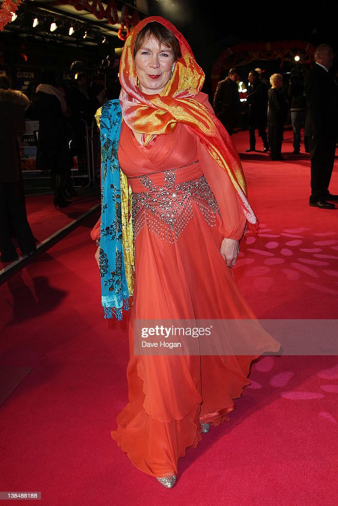 The Best Exotic Marigold Hotel - World Premiere - Inside Arrivals