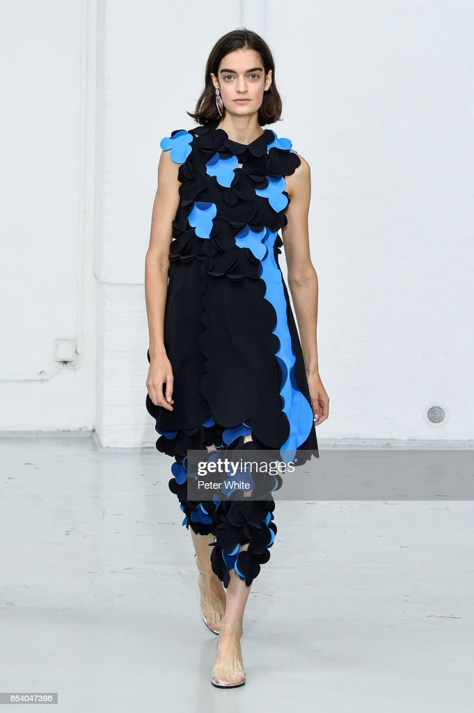 celine-delaugere-walks-the-runway-during-the-paskal-show-as-part-of-picture-id854047396