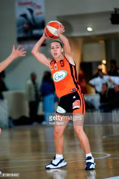 Celine DUMERC Bourges / Saint Amand 1e journee Ligue Feminine