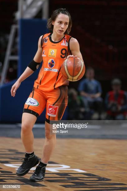 Celine DUMERC Bourges / Tarbes Finales Coupe de France de Basket Bercy