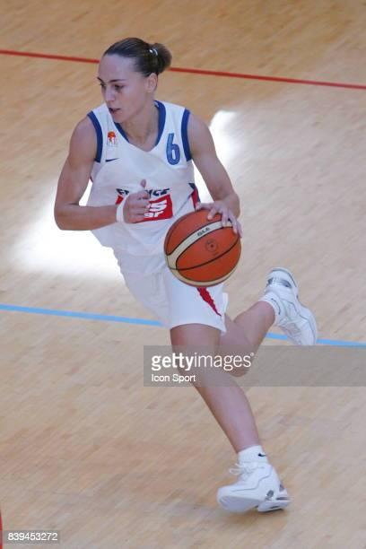 Celine DUMERC France / Espagne Tournoi de Vannes