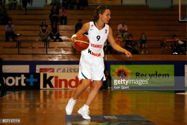 Celine DUMERC France / Roumanie eliminatoire de l'Euro 2009 Valenciennes