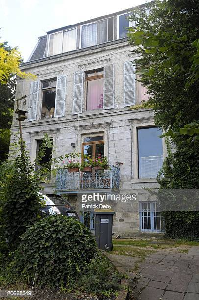 Celine in Meudon France on January 25 2011 House of LouisFerdinand Celine and his wife Lucette Almanzor in Meudon near Paris and his garden