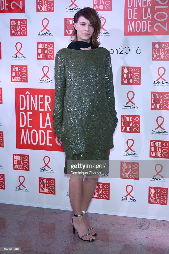 Sidaction Gala Dinner 2016 - Paris Fashion Week - Haute Couture Spring Summer 2016